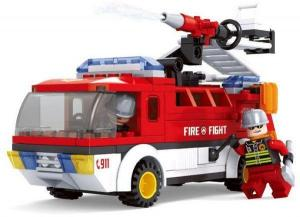 Fire Rescue Water Cannon Truck