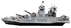 Cannon Cruiser Warship