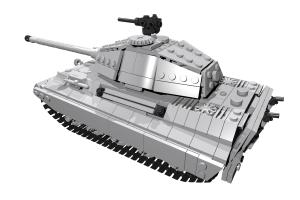 Panzer VI Konigstiger