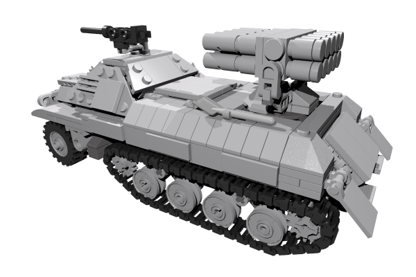 SdKfz 4/1 Panzerwerfer
