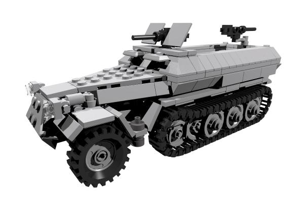 SdKfz-251 Hanomag