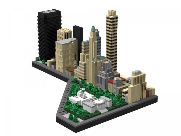 Manhattan Unit 8 City Hall