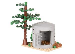 Ein-Mann-Bunker