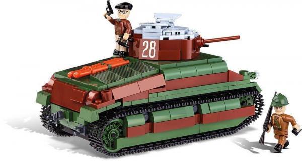 Panzer Somua S-35 (Char 1935 S)