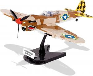Curtiss P-40 Warhawk, beige