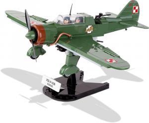 PZL P-23B Karas, grün