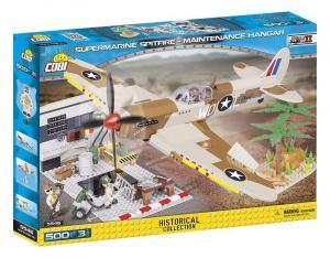 Supermarine Spitfire - Maintenance Hangar