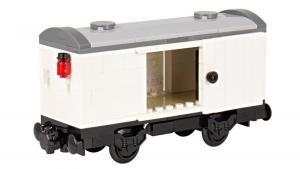 Kühlwagen, weiß
