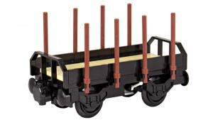 Stake Wagon, Short
