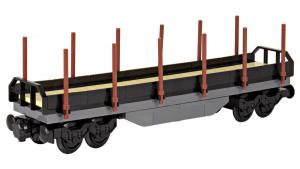 Stake Wagon, Version 2