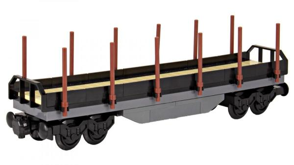Stake Wagon, Version 2