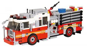 Seagrave Attacker HD red/white