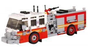 Pierce Quantum Pumper Version 2 red/white