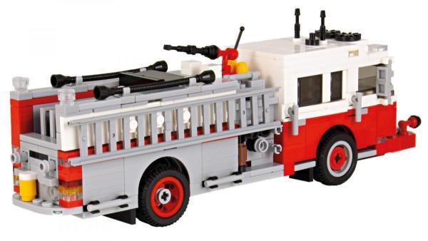 Spartan ERV Pumper Version 3 red/white