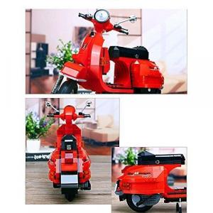 Scooter P200 , red