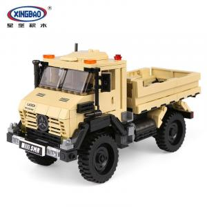 The Super Truck Model