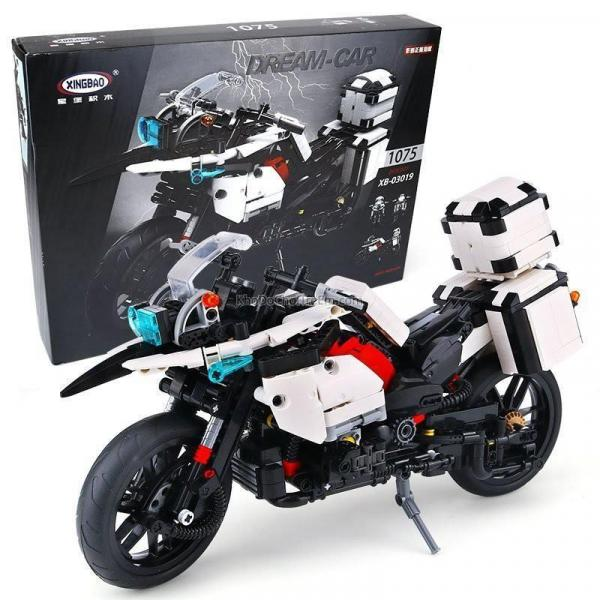 The Patrol Motorcycle