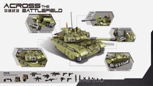 The Scorpio Tiger Tank