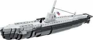U-Boot der Gato-Klasse - Uss Wahoo / SS238, Grau / Schwarz