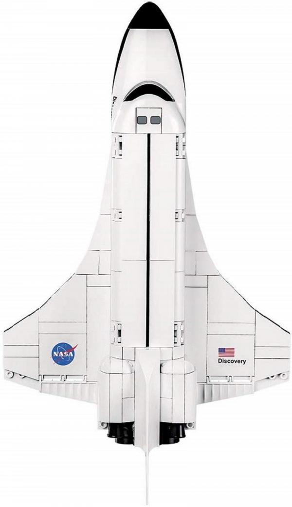 Space Shuttle Discovery, Grau