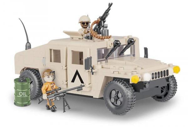 Nato AAT Vehicle - Desert Sand