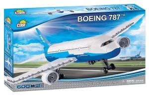 Boeing 787, weiβ
