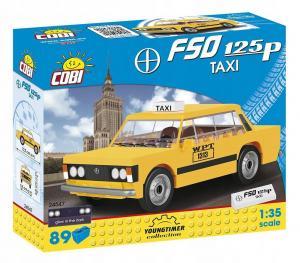 FSO 125p Taxi