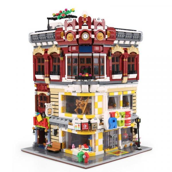 Toys- and Bookstore