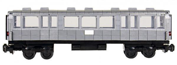 Passagierwagen Silberling