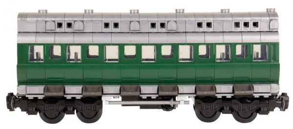 Classic passenger car