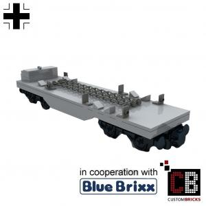 Eisenbahn LKW Transporter