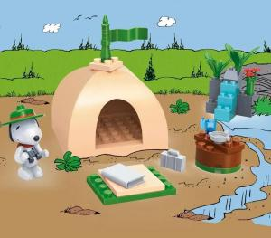 Snoopy Survival Tent