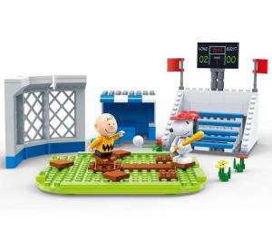 Snoopy Baseball Stadion