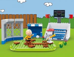 Snoopy Baseball Stadion