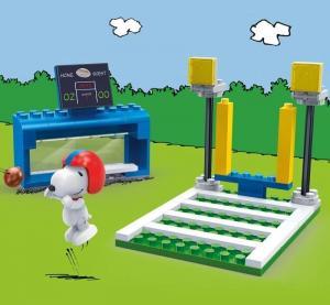 Snoopy American Football