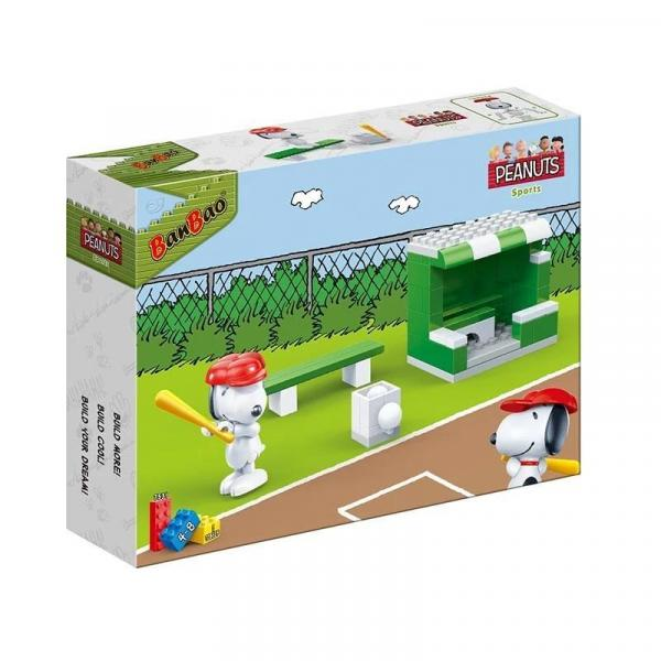 Snoopy Baseball Field