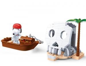 Snoopy Piraten Schatzinsel
