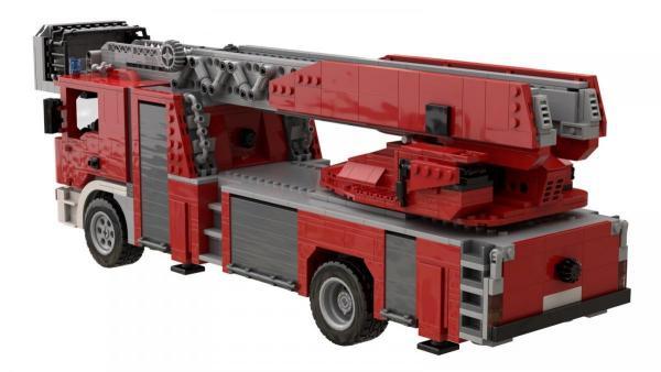 Feuerwehr Leiterwagen Augsburg