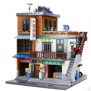 Urbanes Wohnhaus