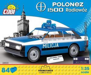 FSO Polonez 1500, Polizei