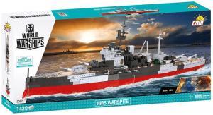 HMS Warspite WOWS