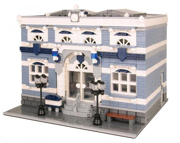 Classic Police Station