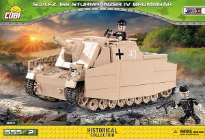 SD.KFZ.166 Sturmpanzer IV Brummbär