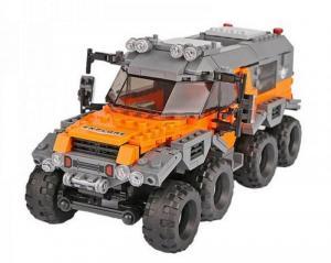 8x8 Offroad Truck
