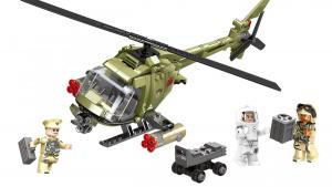 Light Hawk Helicopter