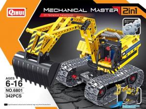 Technic Bagger 2 in 1