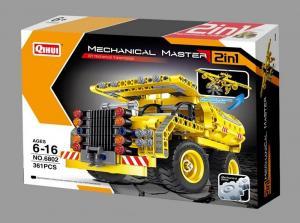 Technic Dump Truck 2 in 1