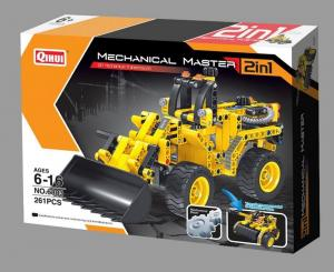 Technic Construction Bulldozer 2 in 1