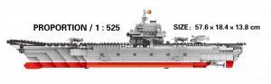 Aircraft Carrier Shandong 001A