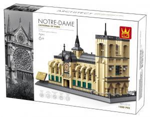 Cathedral Notre Dame, Paris